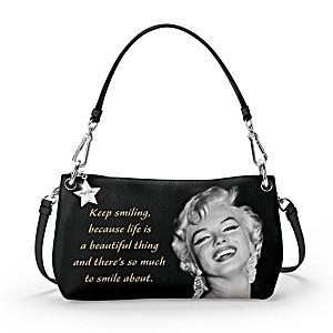 Marilyn Monroe Convertible Handbag: Wear It 3 Ways