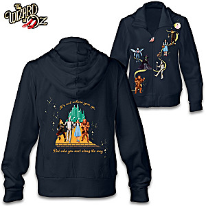 """""""Friends Forever"""" WIZARD OF OZ Women's Hoodie"""