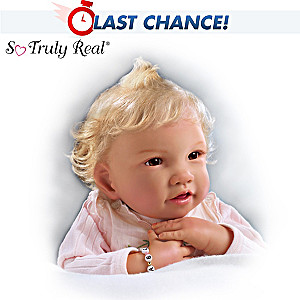"""Picture-Perfect Baby"" Doll You Name Yourself"