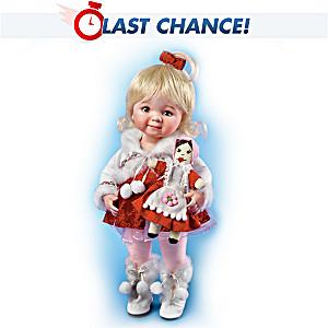 "Dianna Effner ""Aleksandra"" Child Doll"