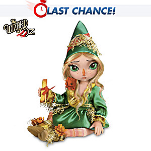 Wizard Of Oz Scarecrow Fantasy Art Doll: Adventures In Oz