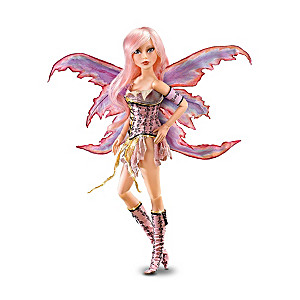 """Believe"" 16-Inch Ball-Jointed Fantasy Fairy Doll"