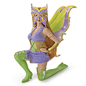 Mystical Fairy Warrior Doll Celebrates Women's Strengths