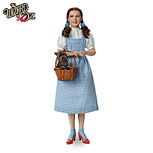 The Wizard Of Oz Dorothy Talking And Singing Collector Doll