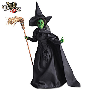 """Wicked Witch Of The West"" Collector Edition Talking Doll"