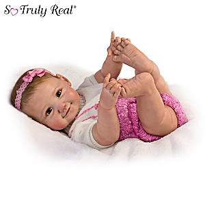 "Sherry Miller ""10 Little Fingers, 10 Little Toes"" Baby Doll"