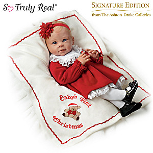 "Signature Edition ""Baby's First Christmas"" Baby Doll"