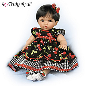 "So Truly Real Cheryl Hill ""Sweetie Pie"" Baby Doll"