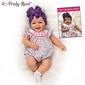 Sixth Annual Baby Photo Contest Winner: Norah Doll
