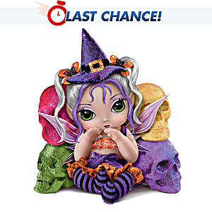 "Jasmine Becket-Griffith ""Trick Or Sweet"" Baby Doll"