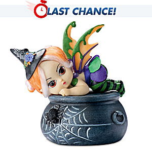 "Jasmine Becket-Griffith ""Black Kettle"" Baby Doll"
