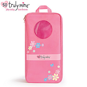 Travel Case Accessory For The So Truly Mine Baby Doll