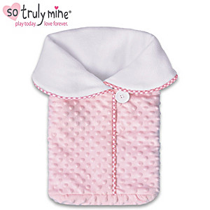 Reversible Bunting Accessory For The So Truly Mine Baby Doll