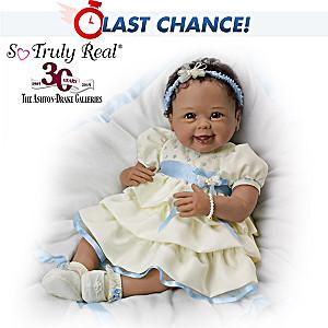 "Linda Murray ""Pretty In Pearls"" 30th Anniversary Baby Doll"