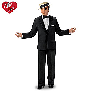 I LOVE LUCY 65th Anniversary Ricky Ricardo Musical Doll