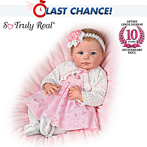 "Linda Murray 10th Anniversary ""Adorable Amy"" Baby Doll"