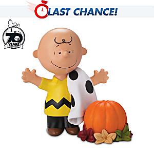 """A Charlie Brown Halloween"" Doll"