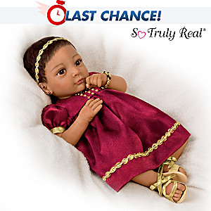 "Ina Volprich ""Mira's Family Celebration"" Indian Baby Doll"