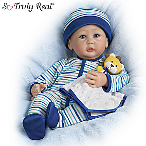 "Sherry Miller ""Naptime For Nathan"" Baby Doll"
