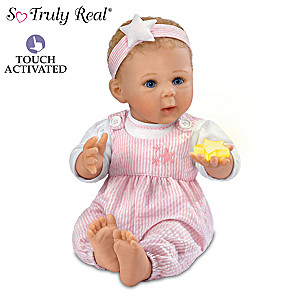Sherry Rawn Baby Doll With Illuminating Star