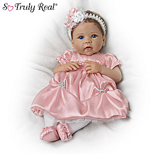 "Linda Murray ""Pretty As A Princess"" So Truly Real Vinyl Doll"