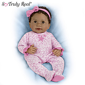 "Linda Murray ""Precious Prima"" Doll With Weighted Sleep Eyes"