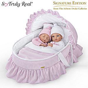 "Mayra Garza So Truly Real ""Two To Love"" Baby Doll Set"