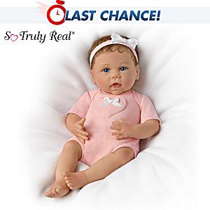 Linda Murray Chloe Lifelike Baby Doll With Pacifier