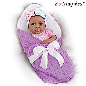 "So Truly Real ""My Little Baby Girl"" Lifelike Baby Doll"