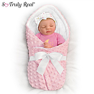 "So Truly Real ""My Little Dreamer"" Lifelike Baby Doll"