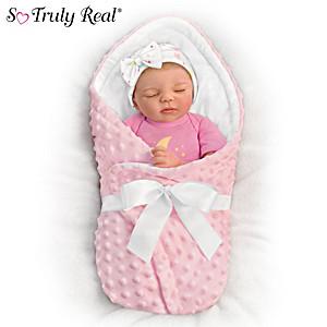 "So Truly Real ""My Little Dreamer"" Lifelike Baby Doll"