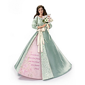 """A Mother's Love"" Collector's Edition Poseable Portrait Doll"