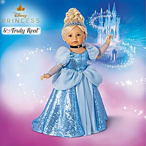 Disney Cinderella-Inspired Poseable Mayra Garza Child Doll