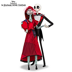 The Nightmare Before Christmas Poseable Portrait Figures
