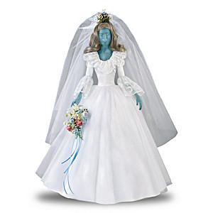 """Immortal Love"" Illuminating Ghost Bride Doll"