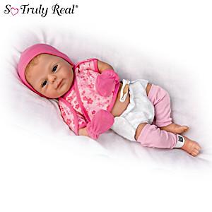 True to Life Newborn with Preemie Ensemble, Umbilical Cord