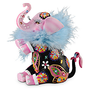 Margaret Le Van's Breast Cancer Charity Pink Elephant