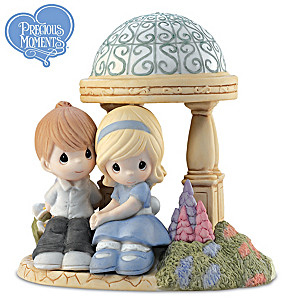 A Place Of Reflection Figurine