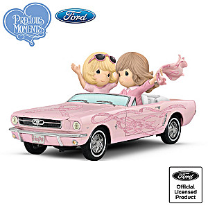 Precious Moments And Ford Raising Breast Cancer Awareness