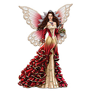 "Nene Thomas ""The Spirit Of Love"" Christmas Fairy Figurine"