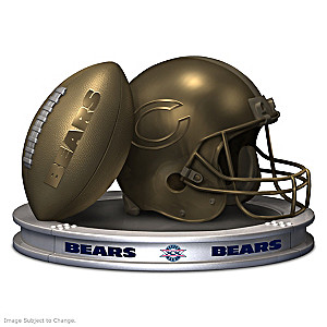 "Blake Jensen ""Chicago Bears Pride"" Sculpture"