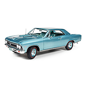 1:18-Scale 1966 Chevy Chevelle SS 396 Diecast Car