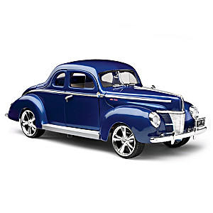 1:18-Scale Ford Deluxe 1940 Bootlegger Diecast Car