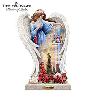 "Thomas Kinkade ""We Will Never Forget"" September 11 Tribute"