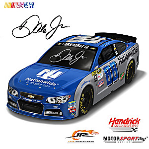 1:18-Scale Dale Jr. 2016 #88 Nationwide Race Car Sculpture