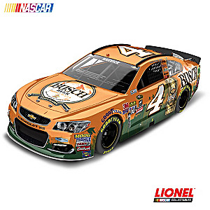 1:24-Scale Kevin Harvick No.4 2016 Busch Hunting Diecast Car