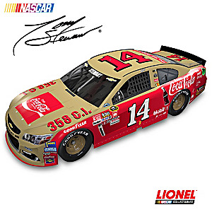 1:24-Scale Tony Stewart No. 14 COCA-COLA Diecast Car