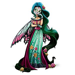"Nene Thomas ""Magical Blessing"" Sugar Skull Fairy Figurine"