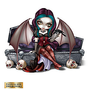 "Jasmine Becket-Griffith ""Princess Of The Night"" Figurine"