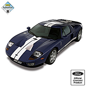 1:18-Scale 2006 Ford GT Car Sculpture